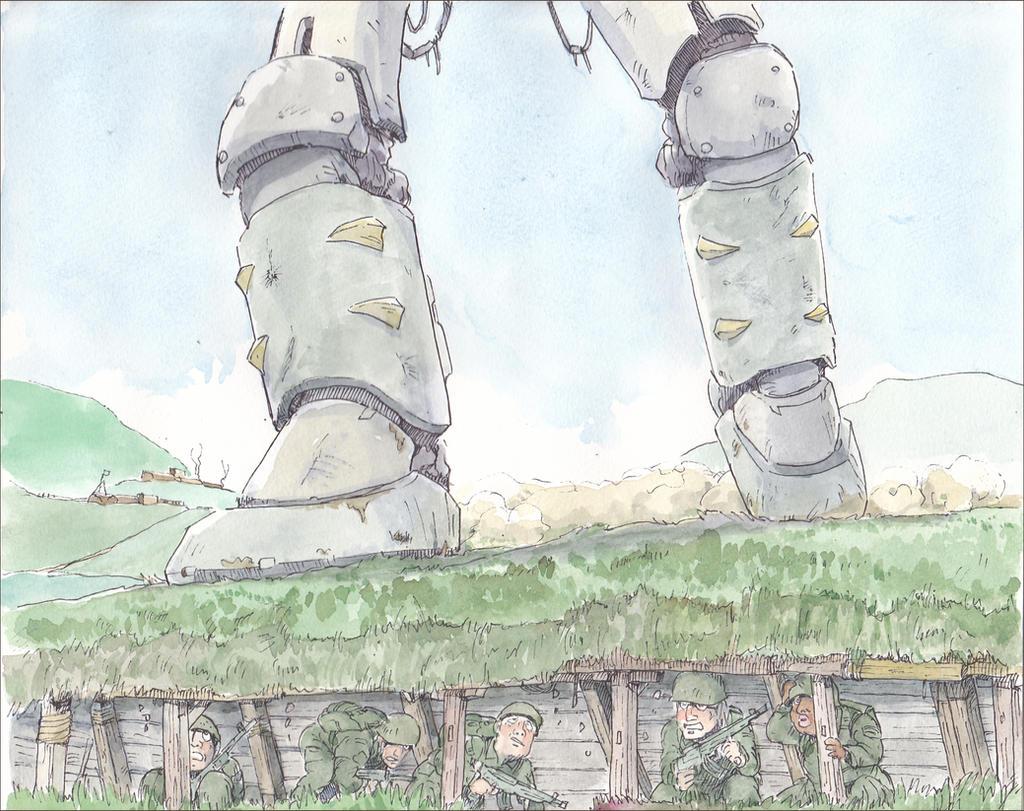 CQB by NORIMATSUKeiichi