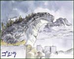 Godzilla-takes-a-walk