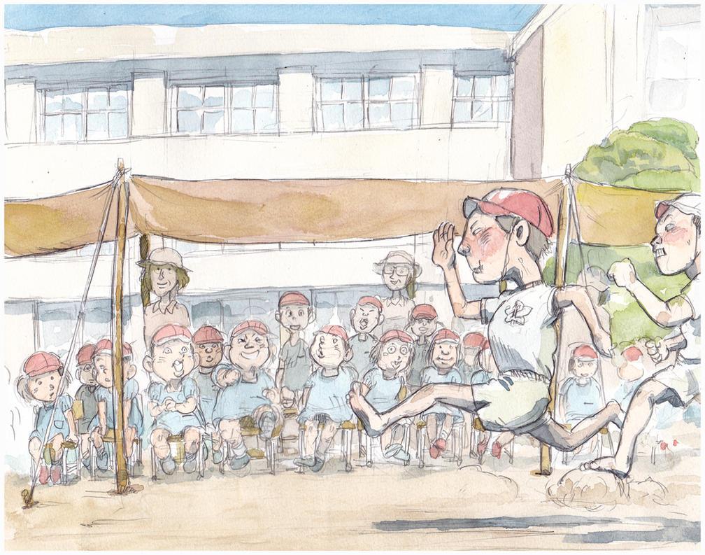 Sports-day by NORIMATSUKeiichi