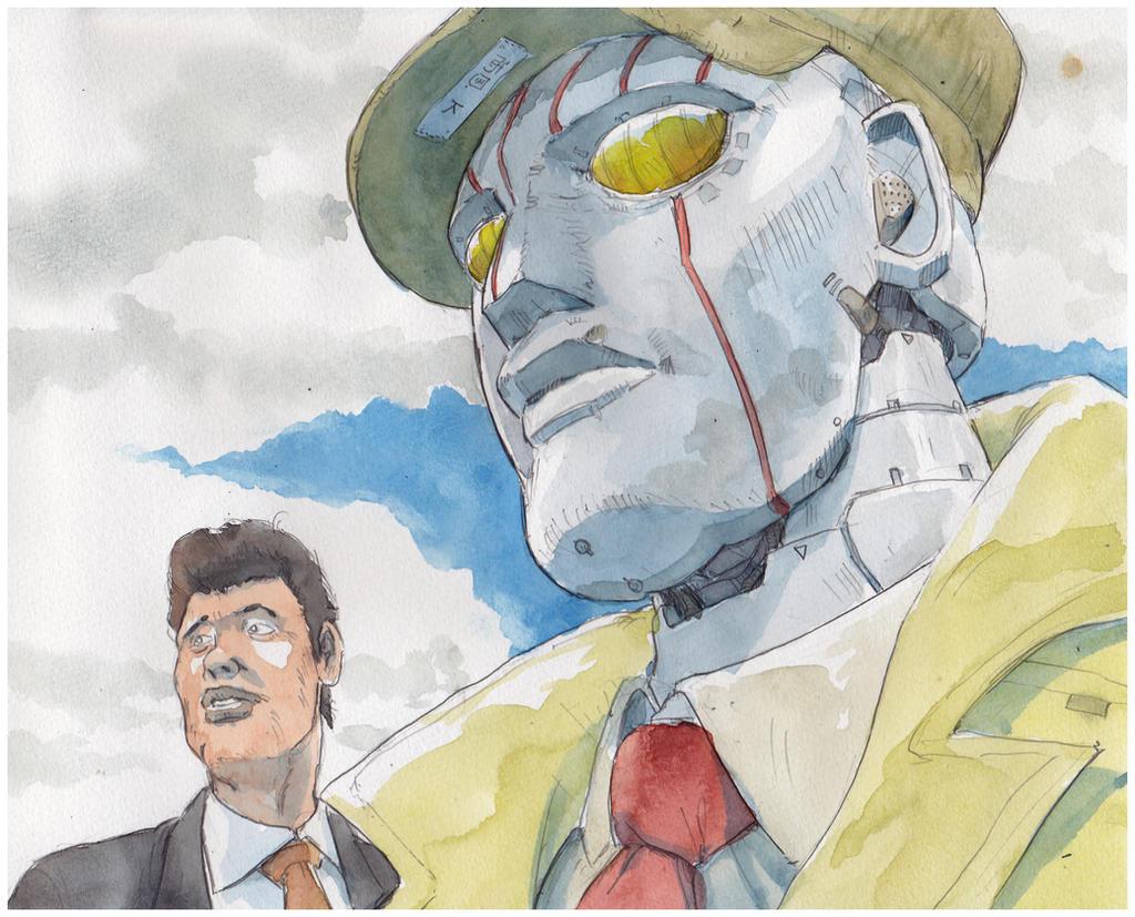 K,-the-robocop by NORIMATSUKeiichi