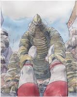 Ultraman's-View-2min,-30sec by NORIMATSUKeiichi