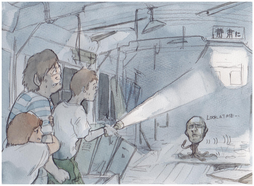 Something-living by NORIMATSUKeiichi