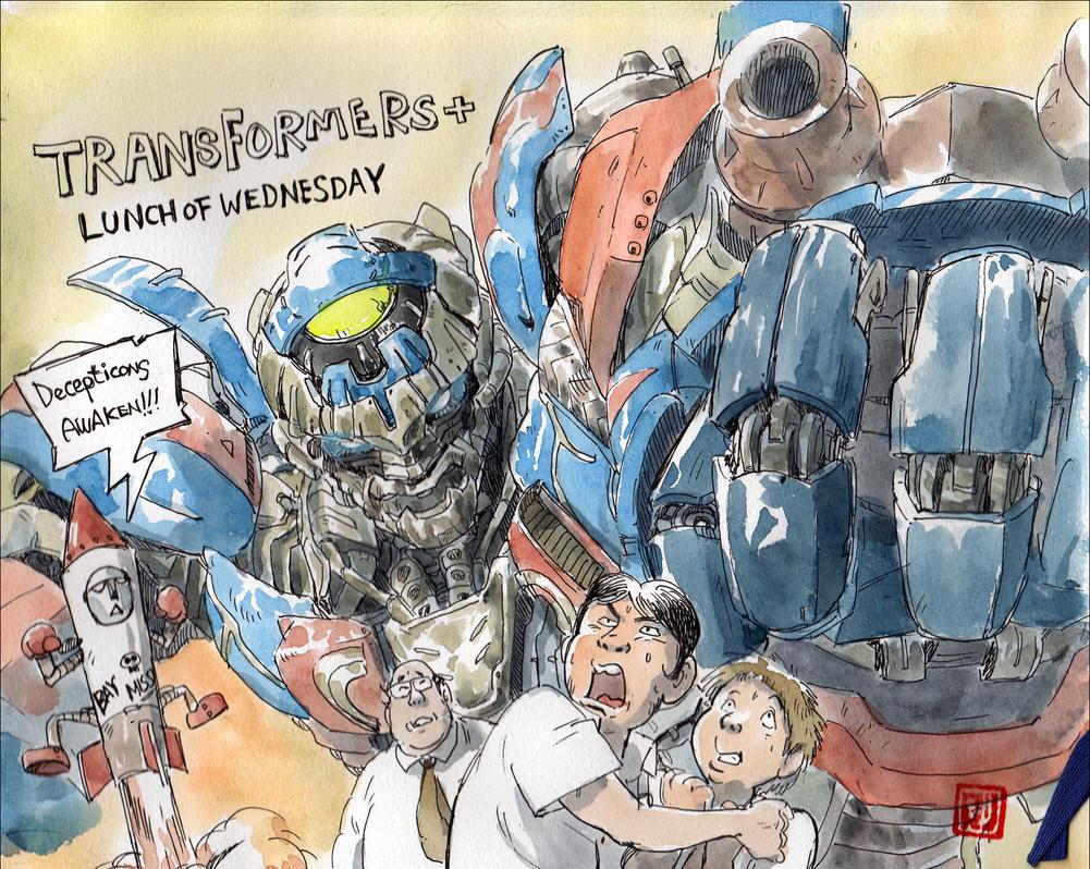 Transformers+ by NORIMATSUKeiichi
