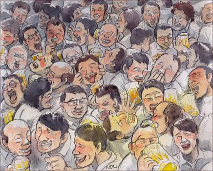 Crowded-with-happy-drunkards