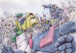 Robot-heros