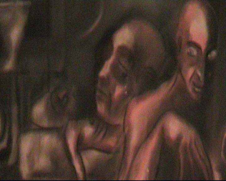 'The Worhtless Sleep' 2004 by UrartadKonst