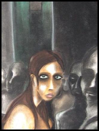 'Tamina II' 2008 by UrartadKonst