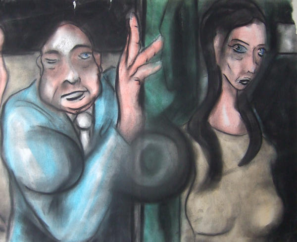 'Sexual Harrasment' 2002 by UrartadKonst