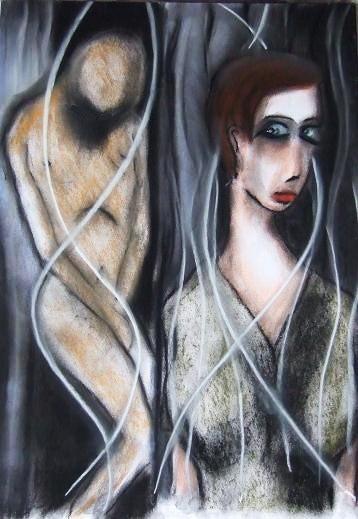 'Married Couple' ca 2007 by UrartadKonst
