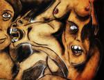'GAARGH' 2006 by UrartadKonst
