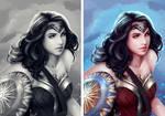 Wonder Woman fan art