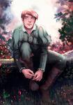 Jaskier in the wild -) by YuKo27