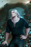 Geralt of Rivia fanart by YuKo27