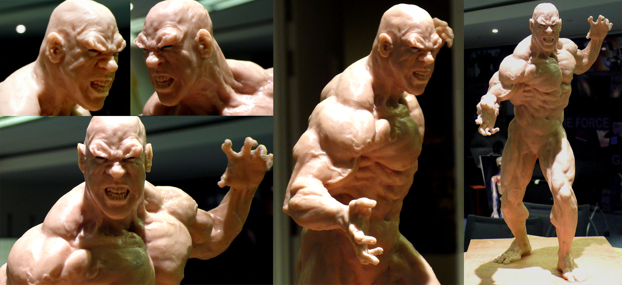 Hulk Lou Ferrigno part 4 by Curryz