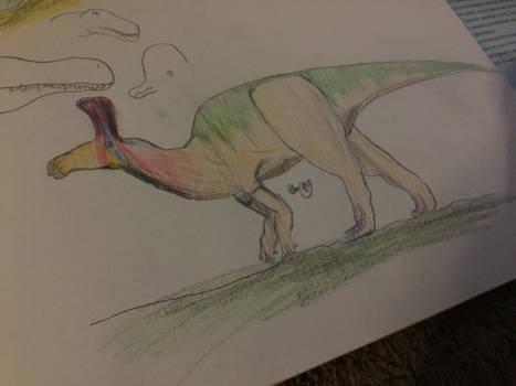Orolotitan Sketch
