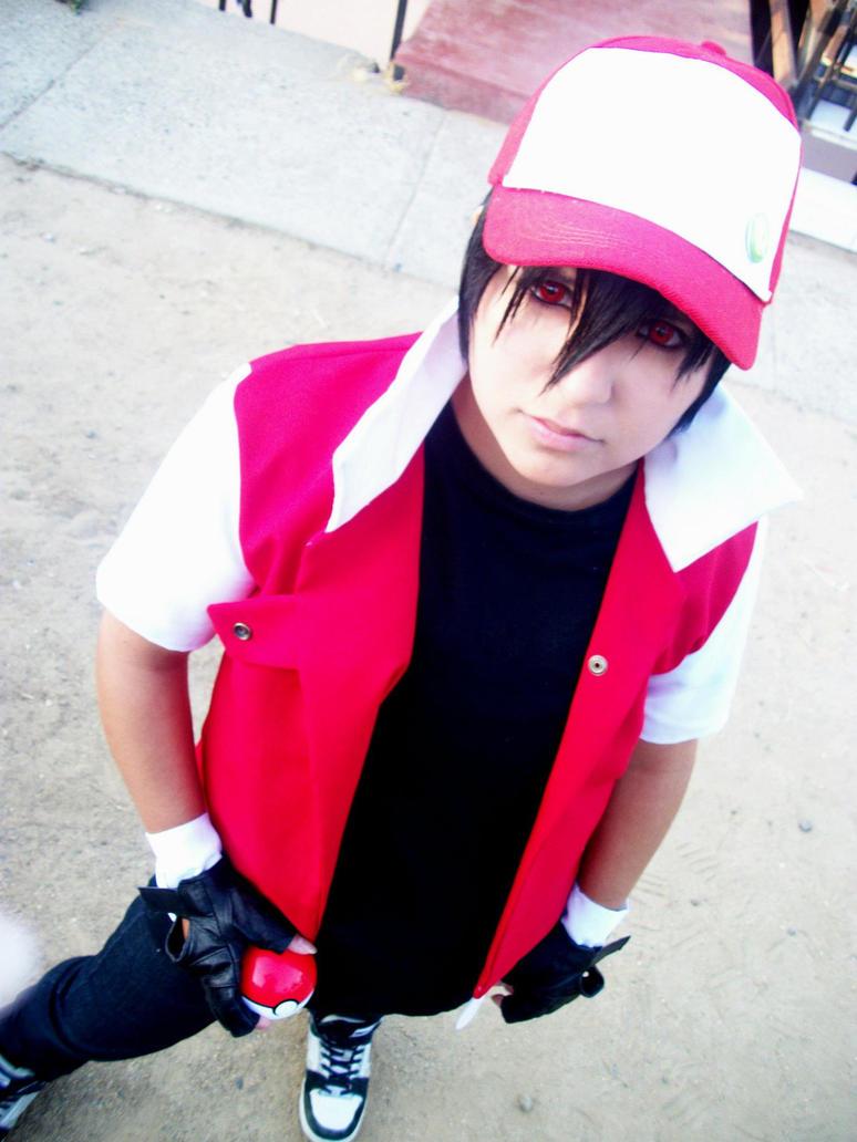 red cosplay by irumi69 on deviantart