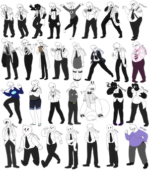 30 Elsens, 1 page