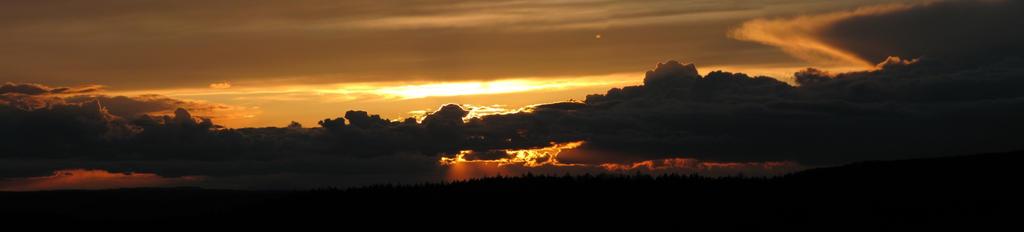 Shrouded sunset panoramic 1