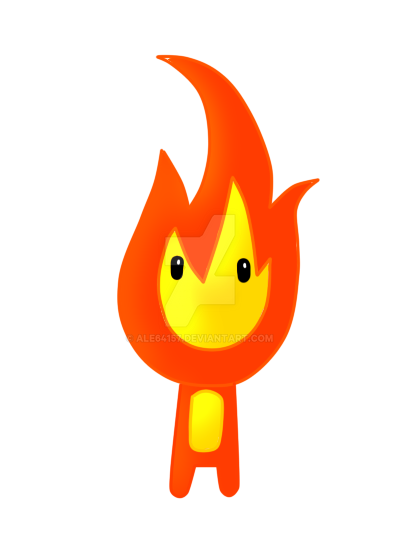 Flameboy by Ale64157