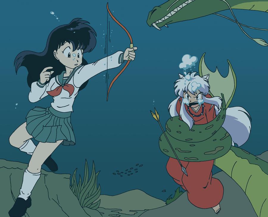 Demon Days by underwatertoons