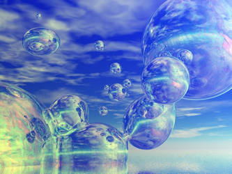 Morphballs - Bubbles by nebheadian