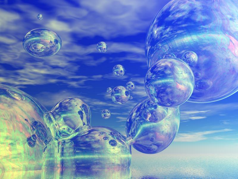 Morphballs - Bubbles