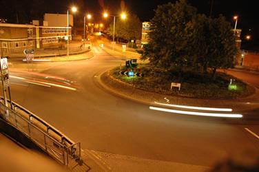Slow Night - 3. Roundabout by nebheadian