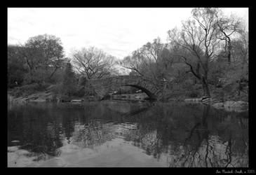 Central Park by nebheadian