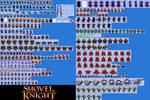 Shovel Knight RPG Map