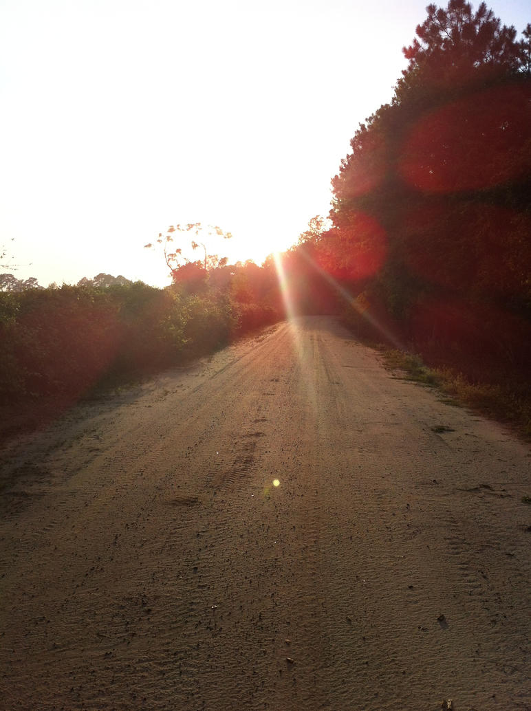 That Old Dirt Road by KandaKana