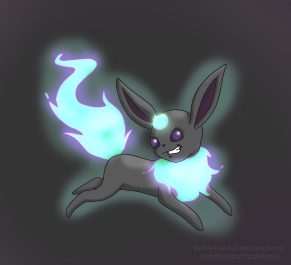 Ghost Type Eevee Pokemon Images   Pokemon Images