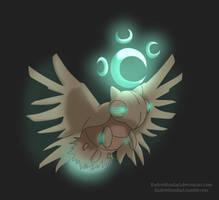 Pokemon Contest Entry: Mega Shedinja by Bunderful