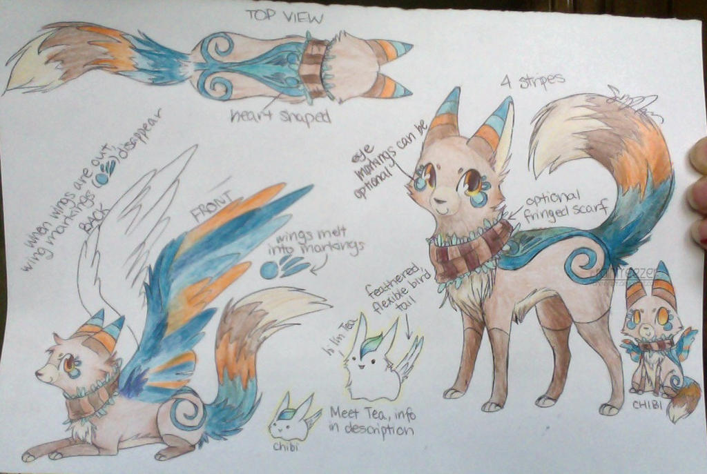 Sona Traditional ref by rainfreezer