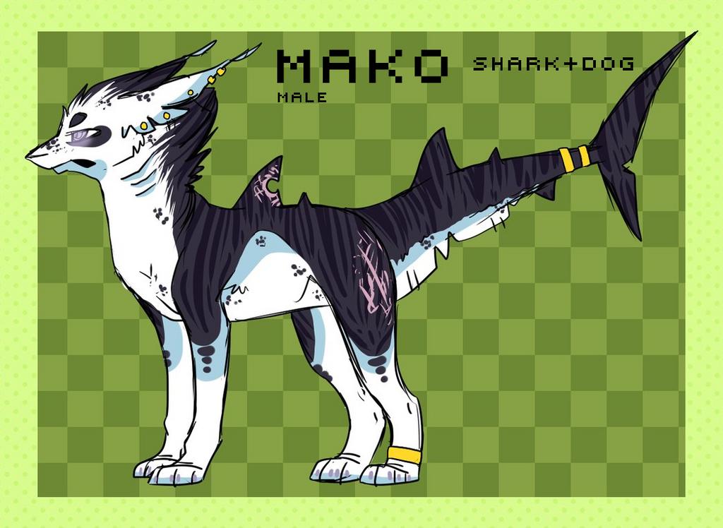 Mako ref by rainfreezer
