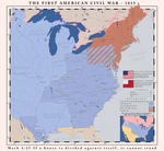Against All Odds - The First American Civil War