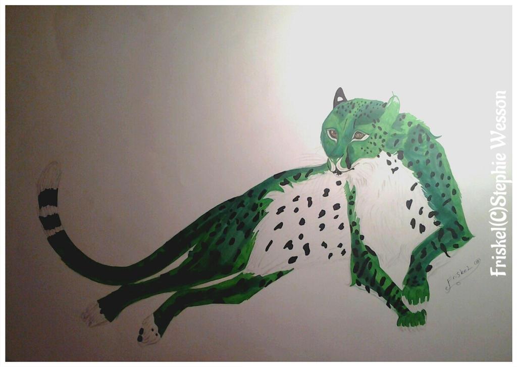 Friskel: Cheetah X