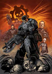 Gears of War 19 cover
