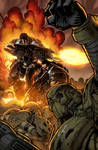 Gears of War 17 cover