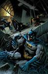 Batman Retroactive 70s cover