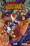 Savage Sasquanaut #4 Cover B