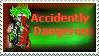 Accidently Dangerous Stamp by Viper-mod