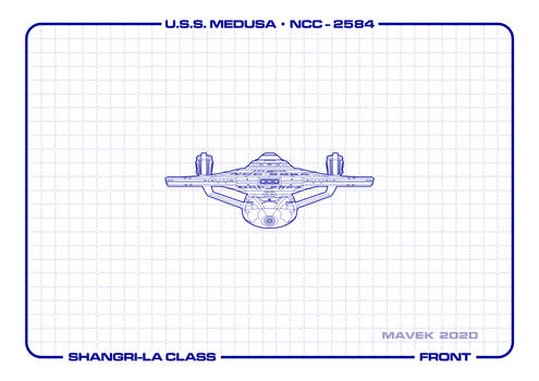 U.S.S. Medusa Front