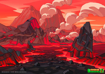 Volcanic Wasteland