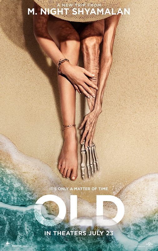 Old watch 2021 movie