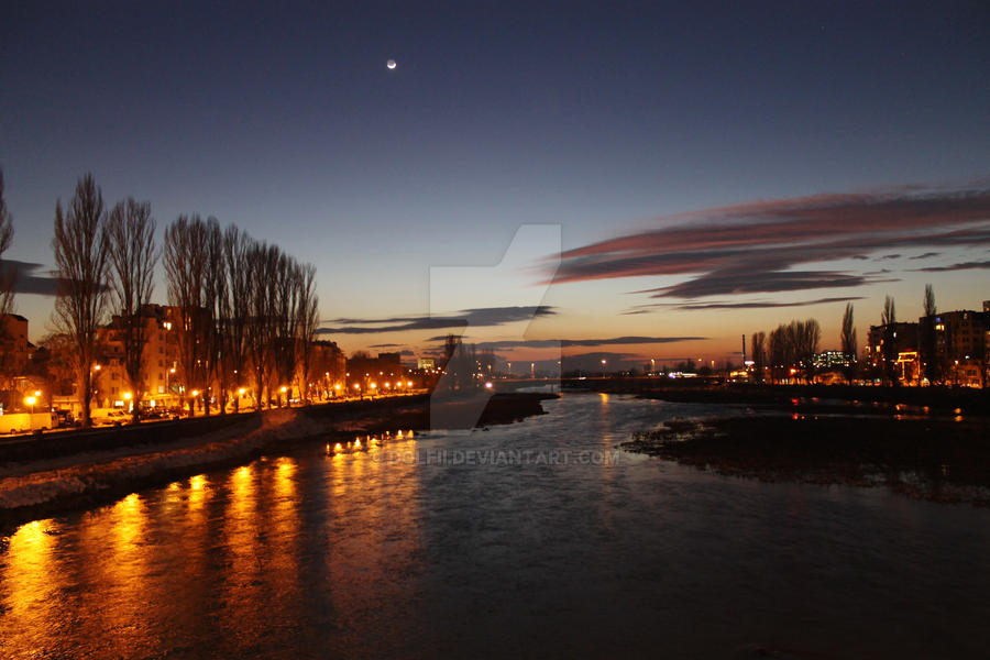 Urban nights by dolfii