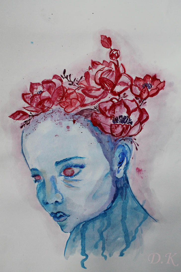 lotus fairy by dolfii