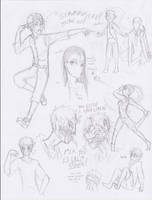 Sketch dump #....4? by Sixth-Starboi