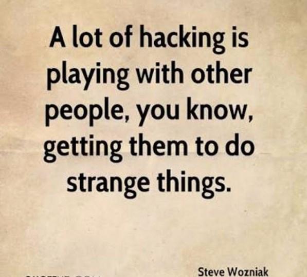 Best Steve Wozniak memes by HackNews by HackNewsEU
