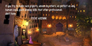 Steve Wozniak quote by HackNews