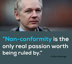 Assange quotes by HackNews